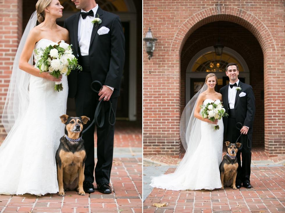 Tidewater Inn Wedding - Philadelphia Weddings with Dogs
