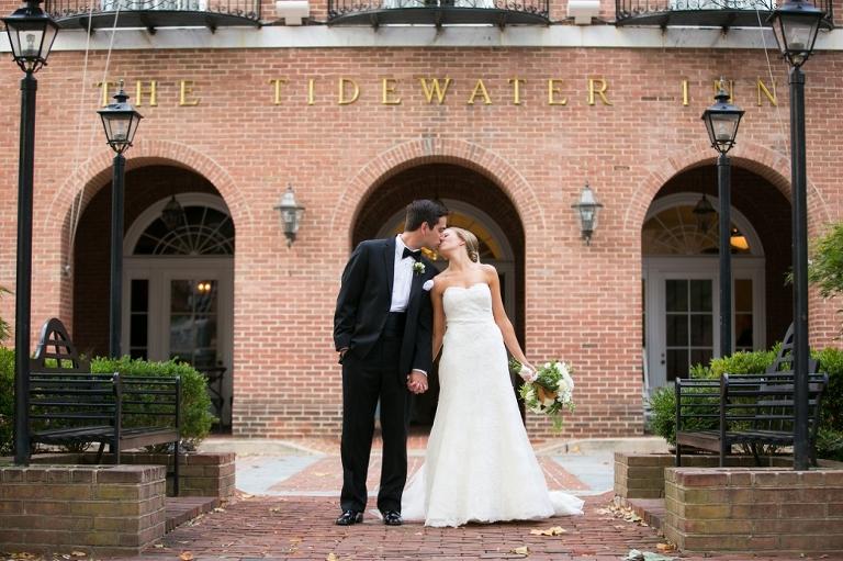 Tidewater Inn Easton - Philadelphia Wedding Photographer