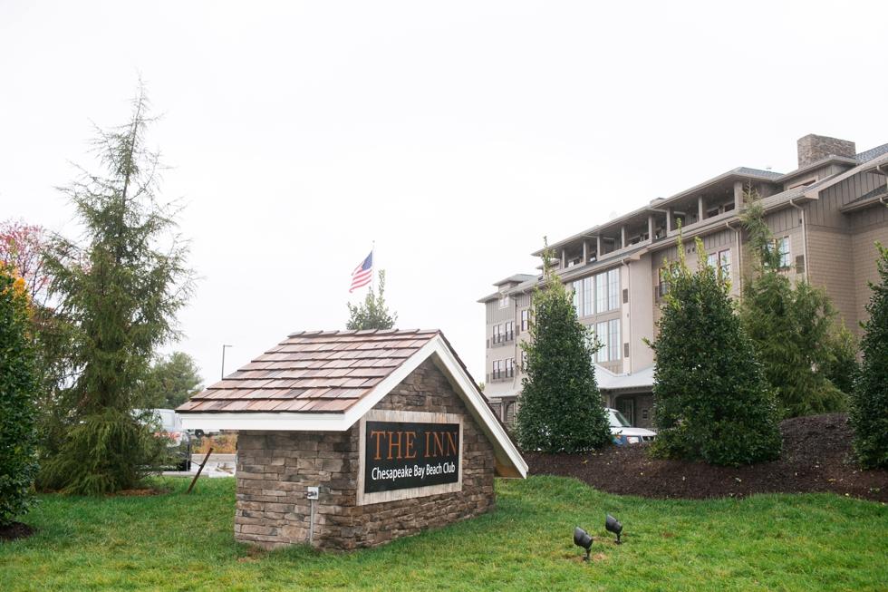 The Inn at the Chesapeake Bay Beach Club
