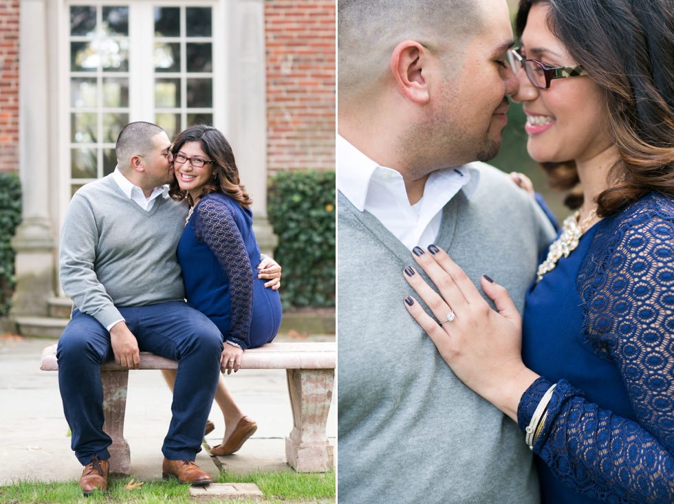 Georgetown DC Engagement session
