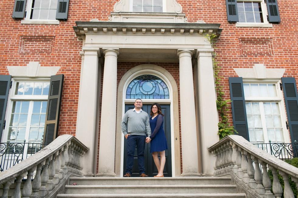 Georgetown Engagement Photos