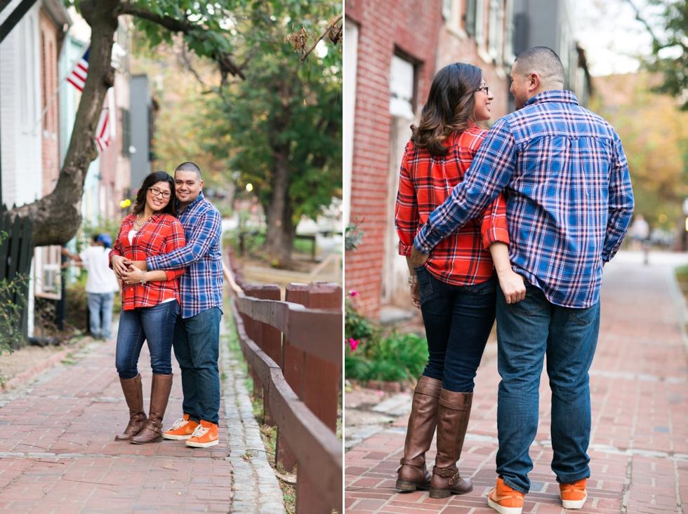 Engagement Session in Philadelphia