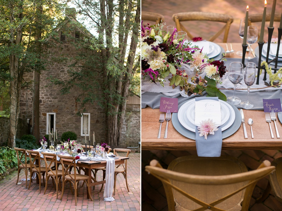 Holly Hedge Wedding Style - Maggpie Vintage Rentals