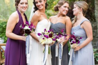 Holly Hedge Wedding Style - Bella Bridesmaids Philadelphia