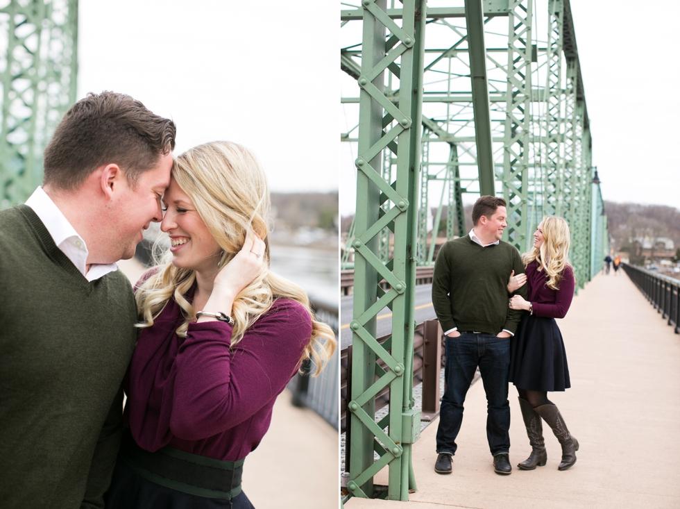 Bridge at New Hope Anniversary Photographer