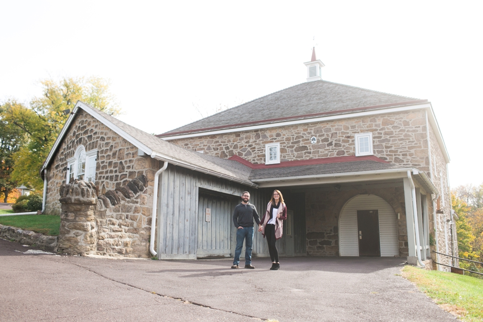 Audubon Center at Mill Grove Wedding Photographer