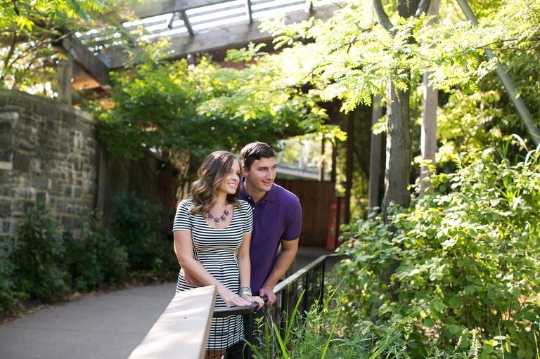 Philadelphia Zoo Wedding Anniversary