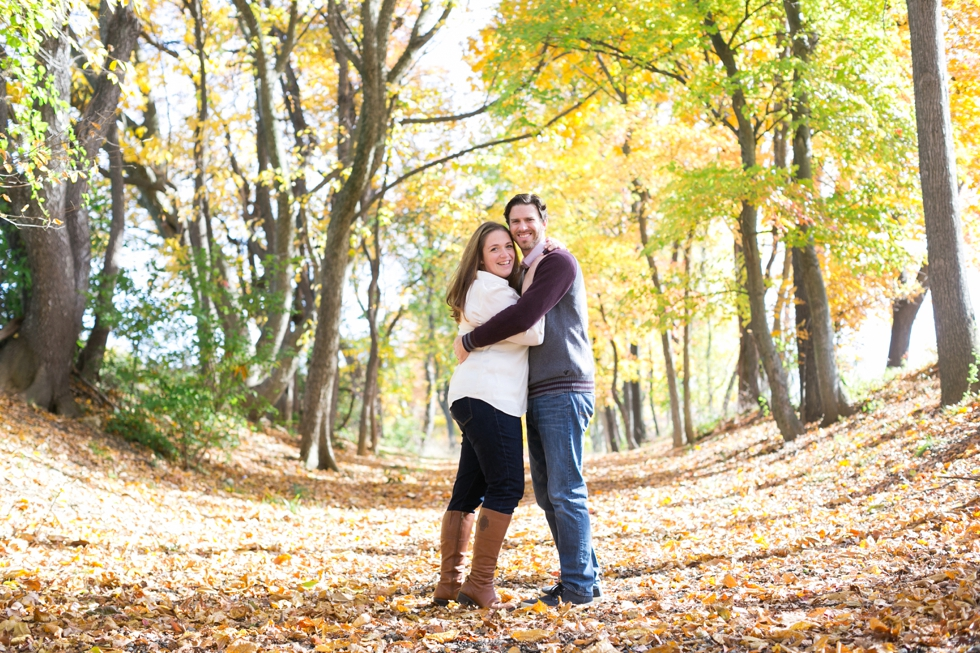 Engagement Photos at Pennypack Park Philadelphia