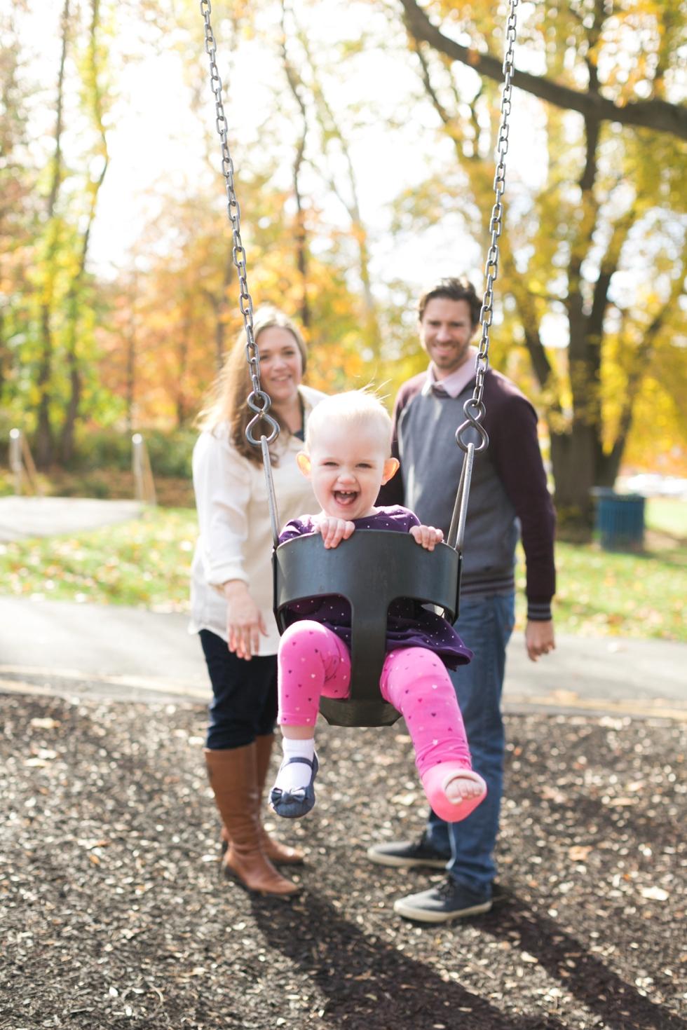 Family Portraits at Pennypack Park Philadelphia