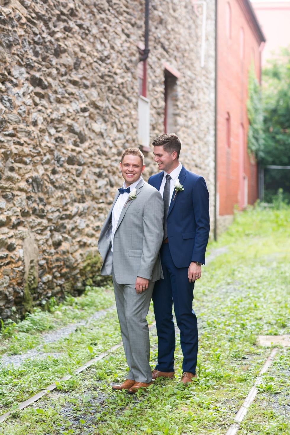 Frederick wedding - Best LGBT Wedding photographer of 2015