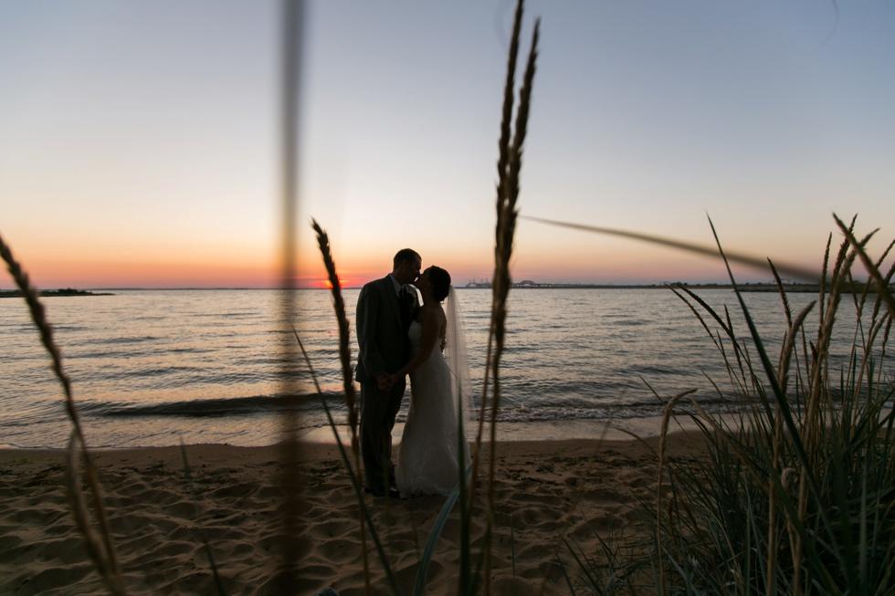 Chesapeake Bay Beach Club wedding - Best Wedding photographer of 2015