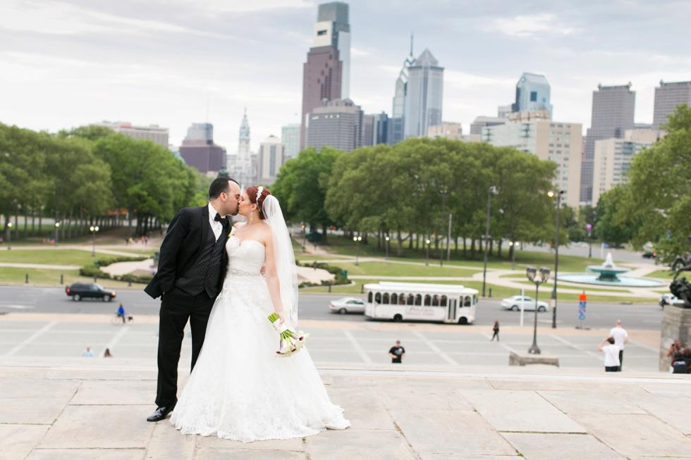Art Museum philadelphia wedding - Best Philadelphia Wedding photographer of 2015