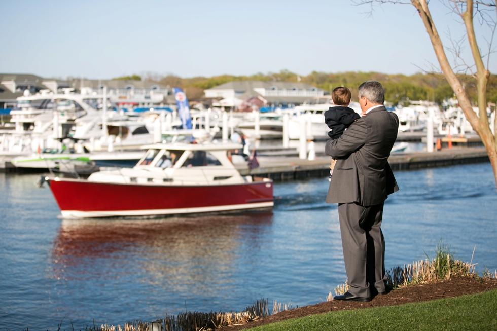Chesapeake Bay Beach Club - Associate Annapolis Wedding