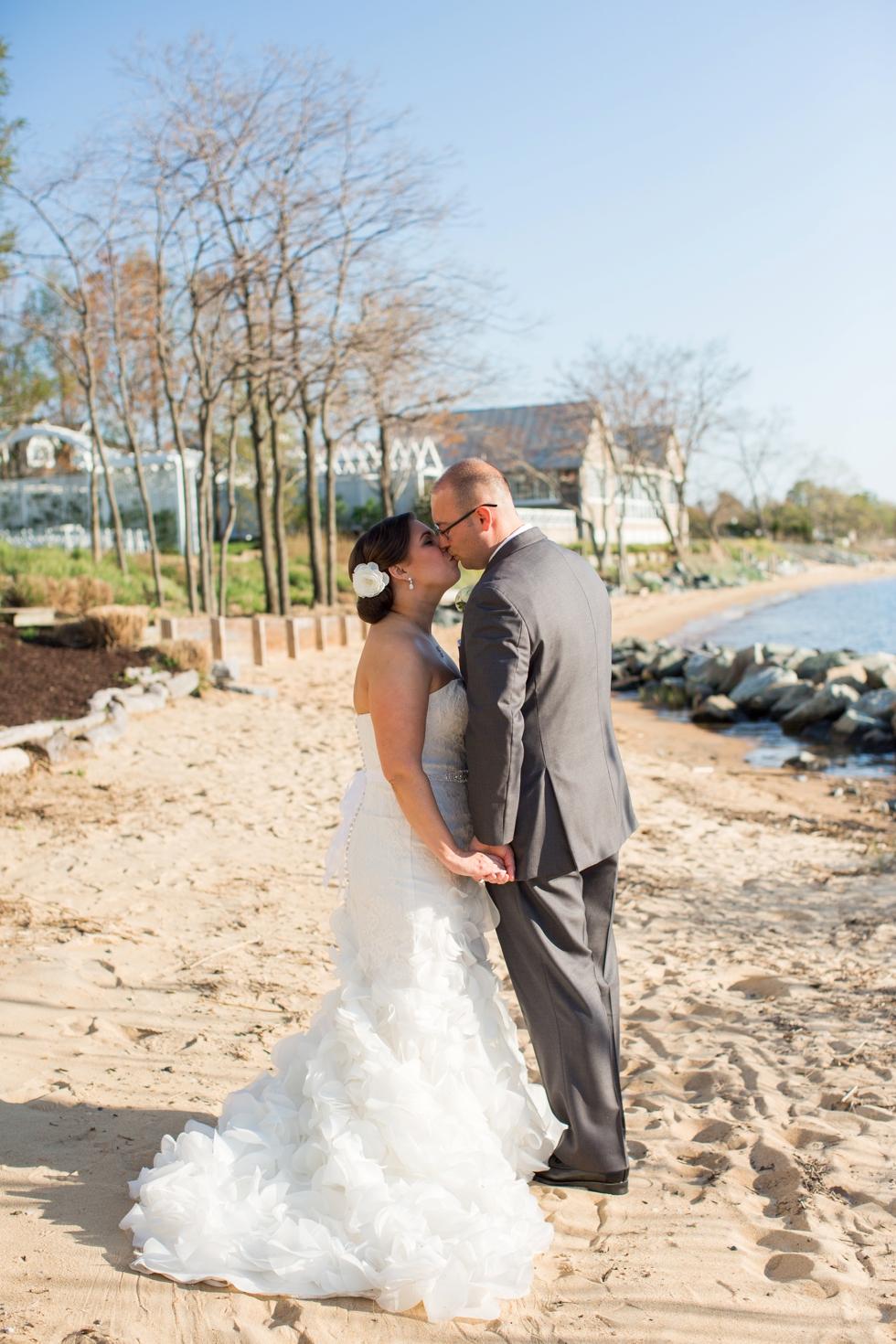 Chesapeake Bay Beach Club - Associate Shore Wedding