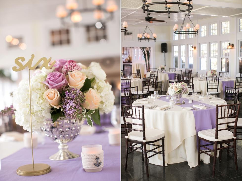 Beach Wedding - Intrigue Design - Associate Annapolis Wedding