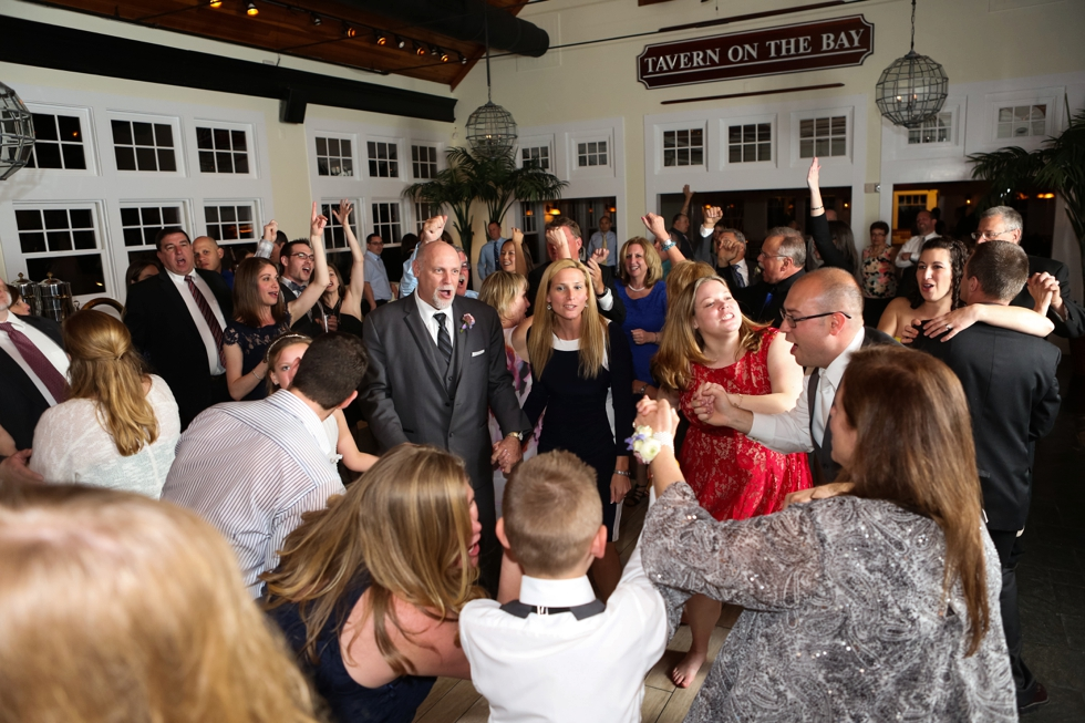 Chesapeake Bay Beach Club Tavern Ballroom - Associate Eastern Shore Wedding