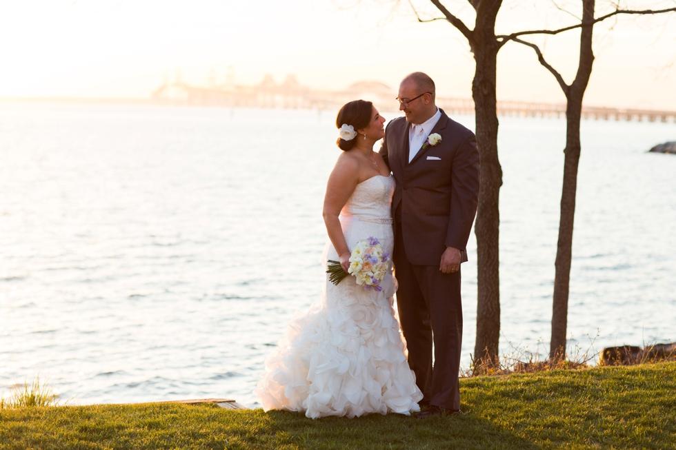 Associate Maryland Beach Wedding