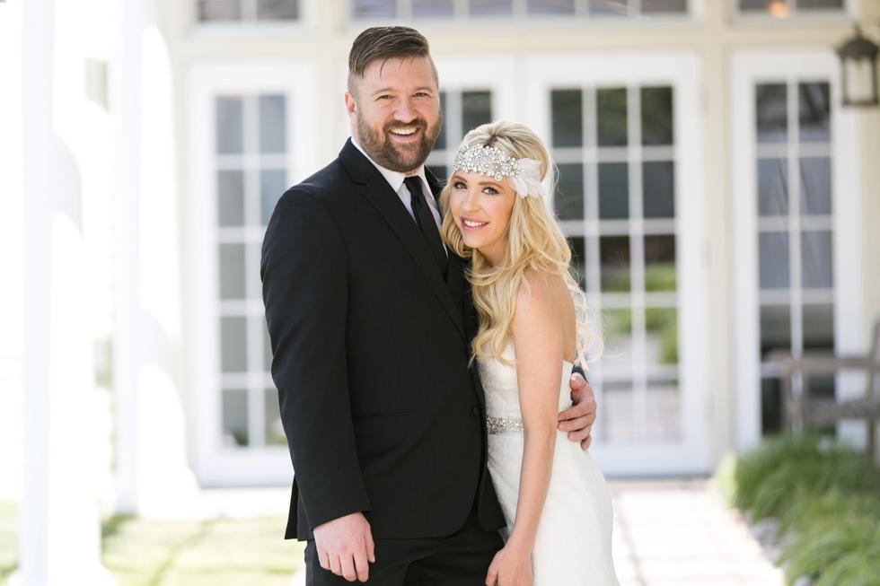 Chesapeake Bay Beach Club Intimate Wedding - Associate Caitlin