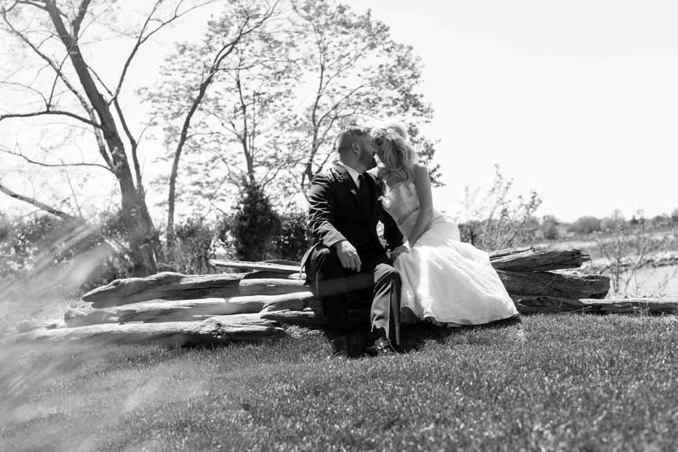 Eastern Shore Beach Intimate Wedding - Associate Caitlin