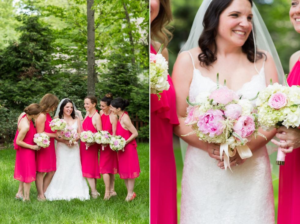 Annapolis Maryland wedding - Amsale Nouvelle