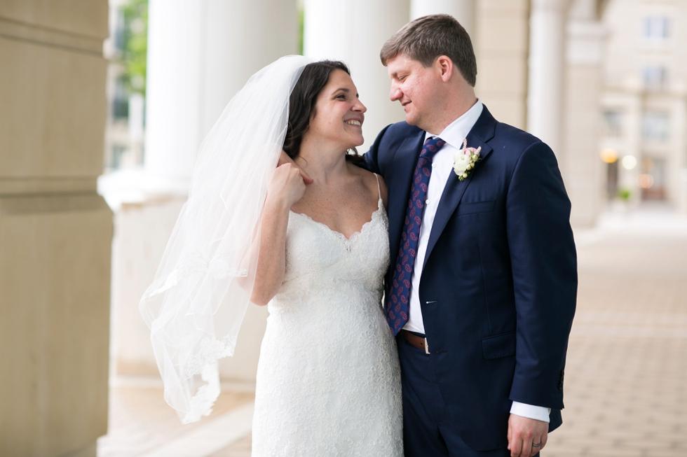 Annapolis Westin hotel wedding couple - Wedding Photographer from Philadelphia