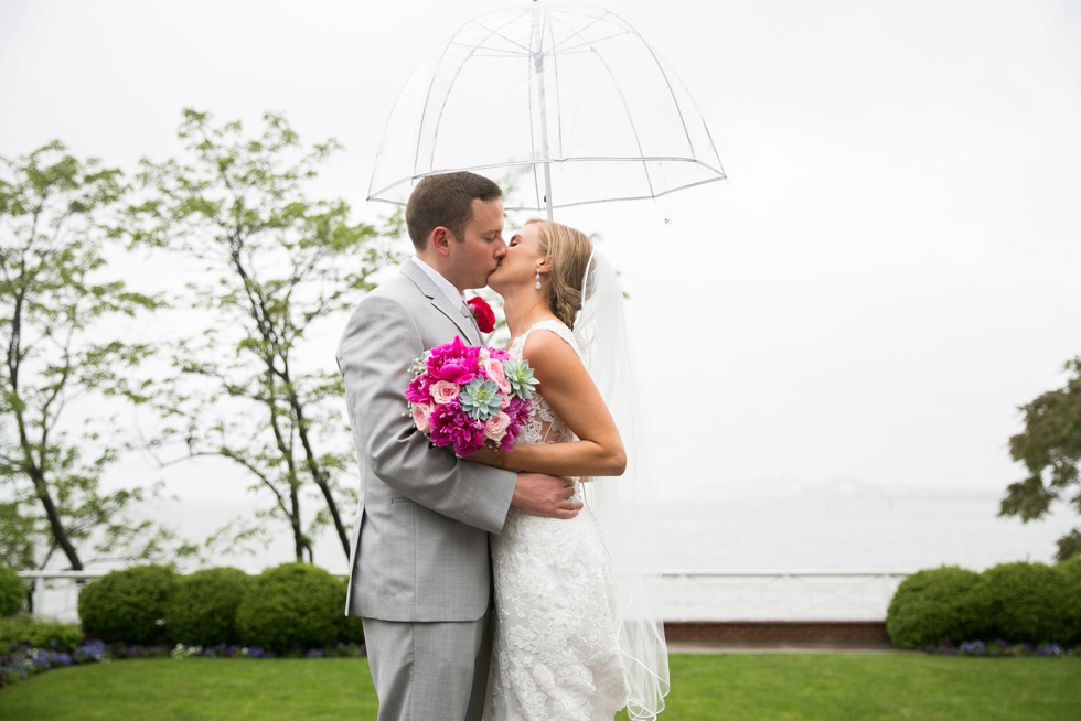 Eastern Shore wedding photographer - Chesapeake Bay Beach Club rainy wedding