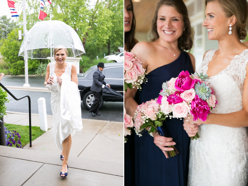 Rainy Beach wedding at The Beach Club - Philadelphia wedding photographer
