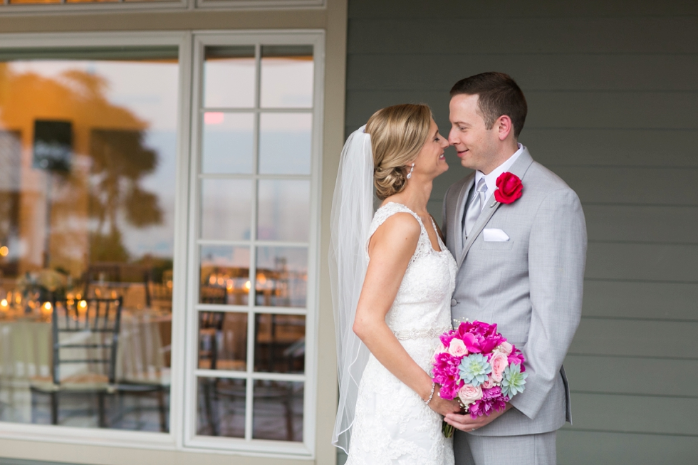 Philadelphia wedding photography - Chesapeake Bay Beach Club rainy wedding photos