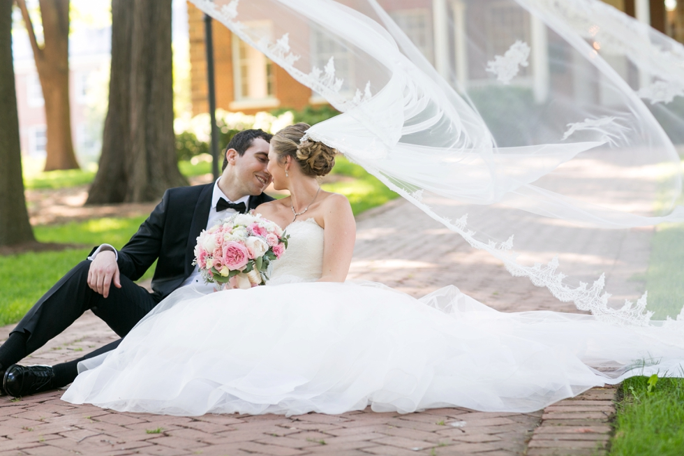 Annapolis MD St Johns College Wedding Photographer - Maria Jeff