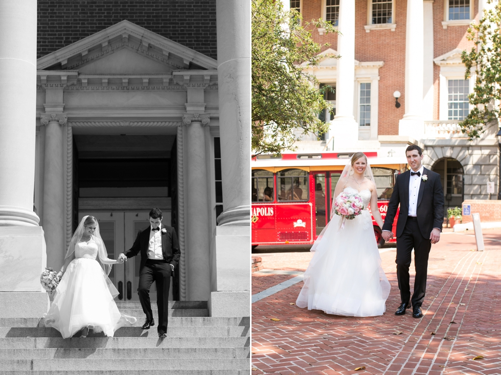 St Johns College Annapolis wedding photos - Center city Philadelphia wedding photographer