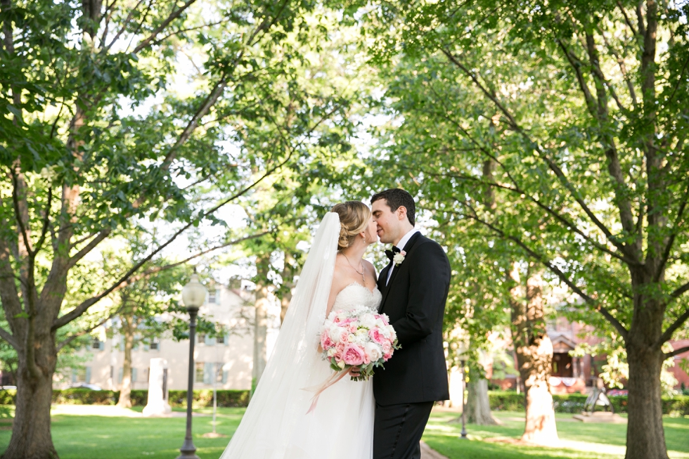 Annapolis MD St Johns College McDowell Hall Wedding Photos - Philadelphia wedding photographers