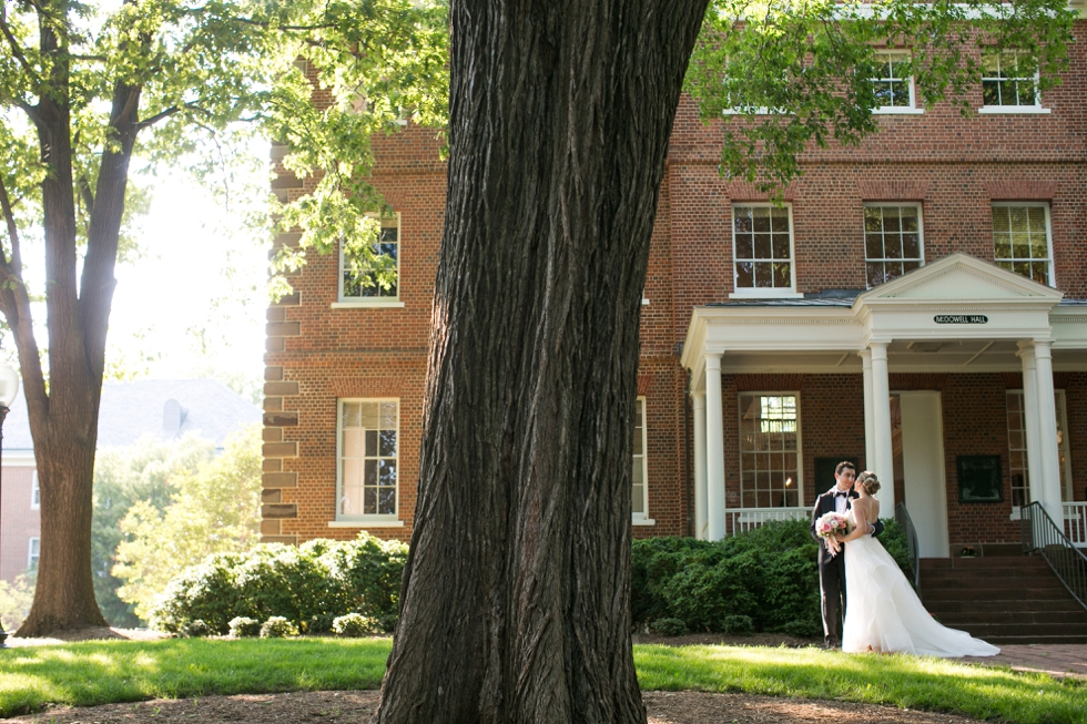 Annapolis MD St Johns College McDowell Hall Wedding Photography - Maria Jeff