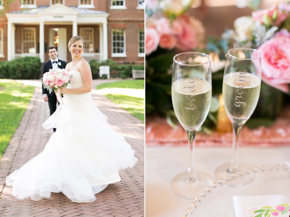 Annapolis MD St Johns College Randall Hall Wedding Photography - Maria Jeff