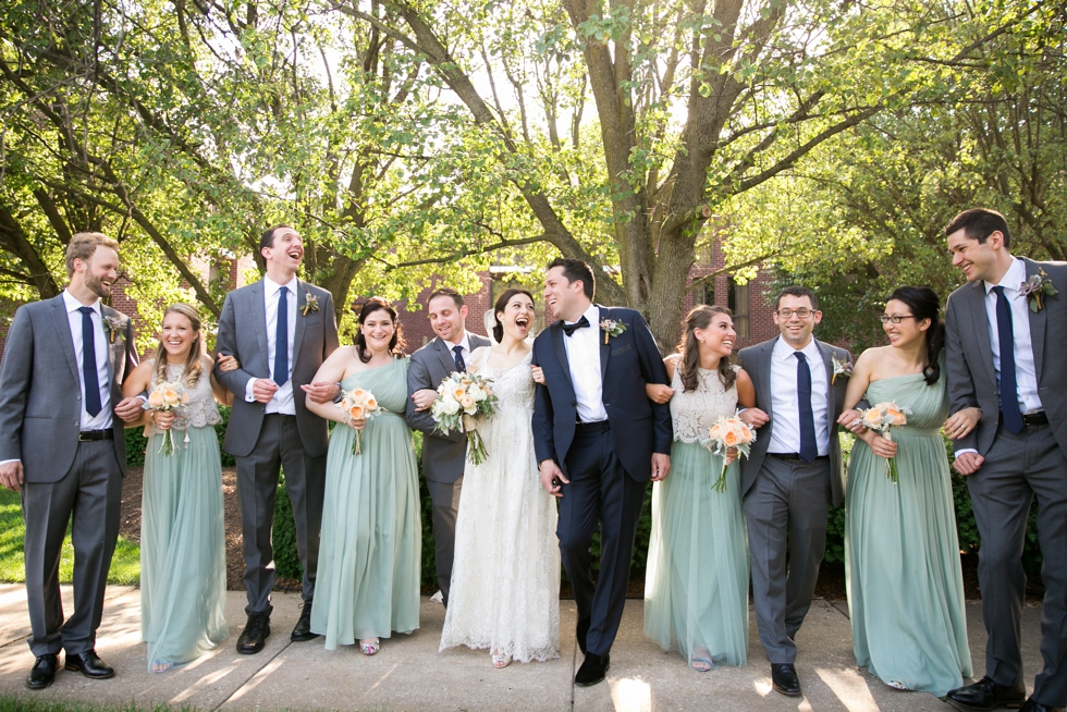 Philadelphia Wedding Photographer - The Black Tux - Modern Tux Rentals