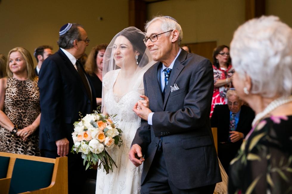 Philadelphia Wedding Photography - Har Sinai Synagogue Wedding