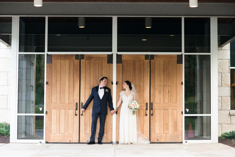PA Jewish Wedding Photography - Har Sinai Synagogue Wedding