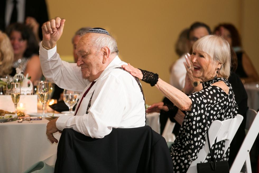 Holocaust Survivors - Har Sinai Synagogue Wedding Reception