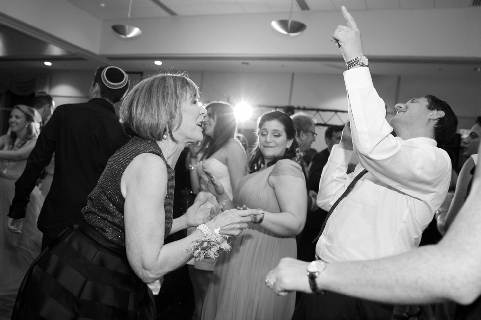 Baltimore Jewish Wedding Photography - Har Sinai Synagogue Wedding Reception