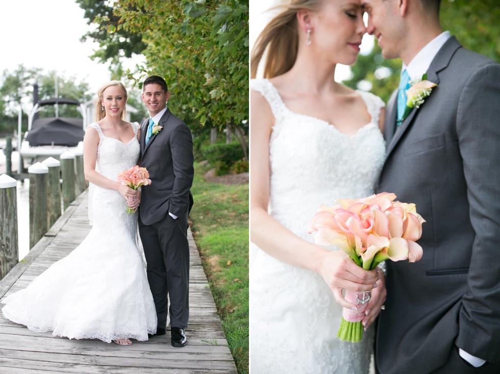 Shore Wedding photographer - Silver Swan Bayside Wedding couple