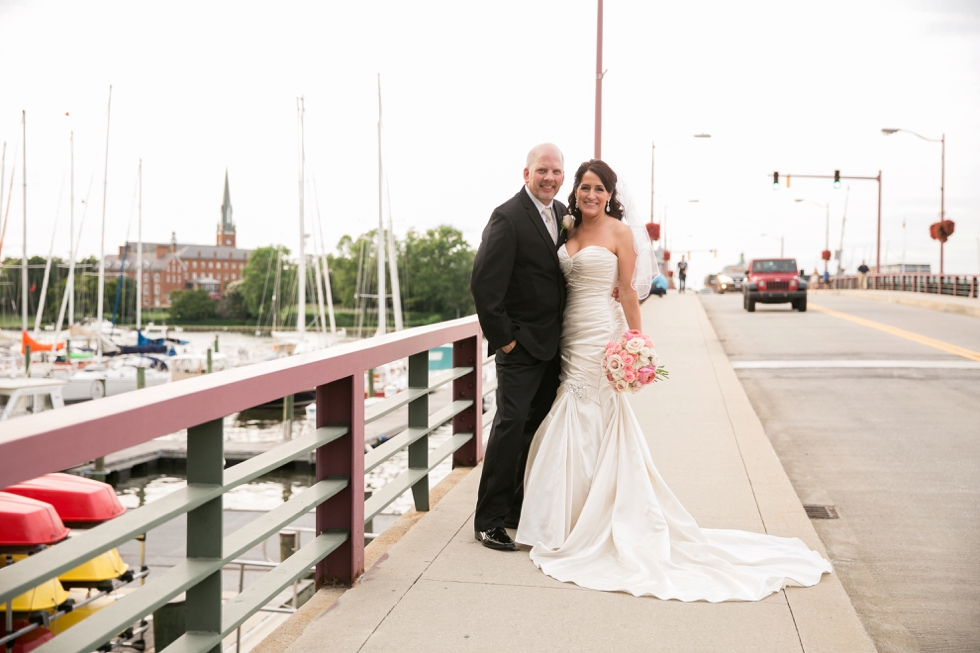 Downtown Annapolis Wedding Photographers - Westin Hotel