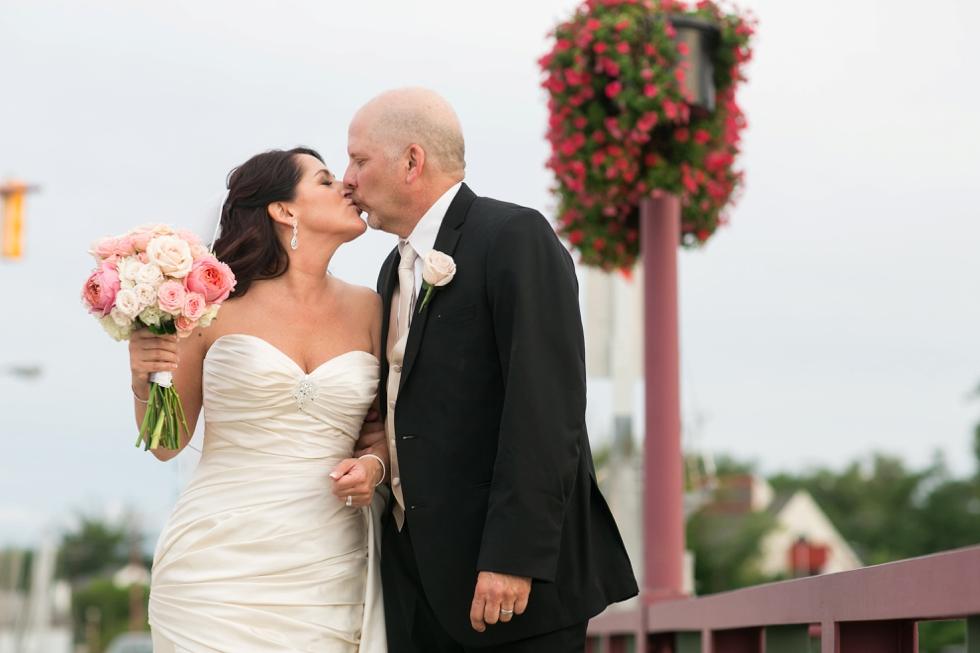 Downtown Annapolis Eastport Bridge Wedding Photographers