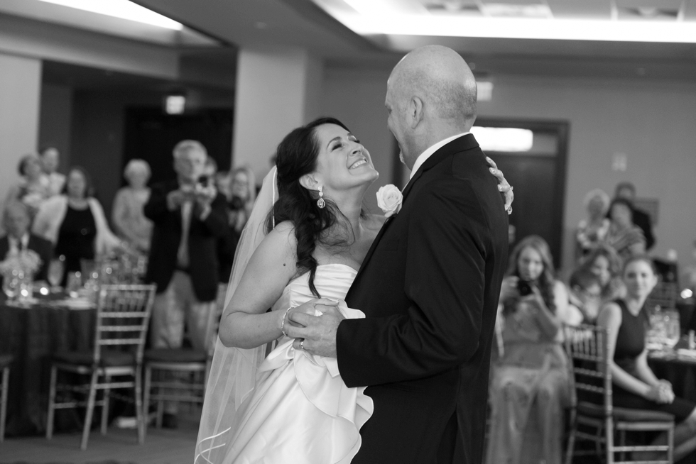 Annapolis Westin Hotel Wedding Reception - Philadelphia wedding photography