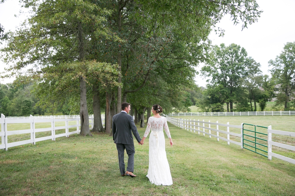 Timberlake Farm Wedding Photographer - Lauren Niles Event