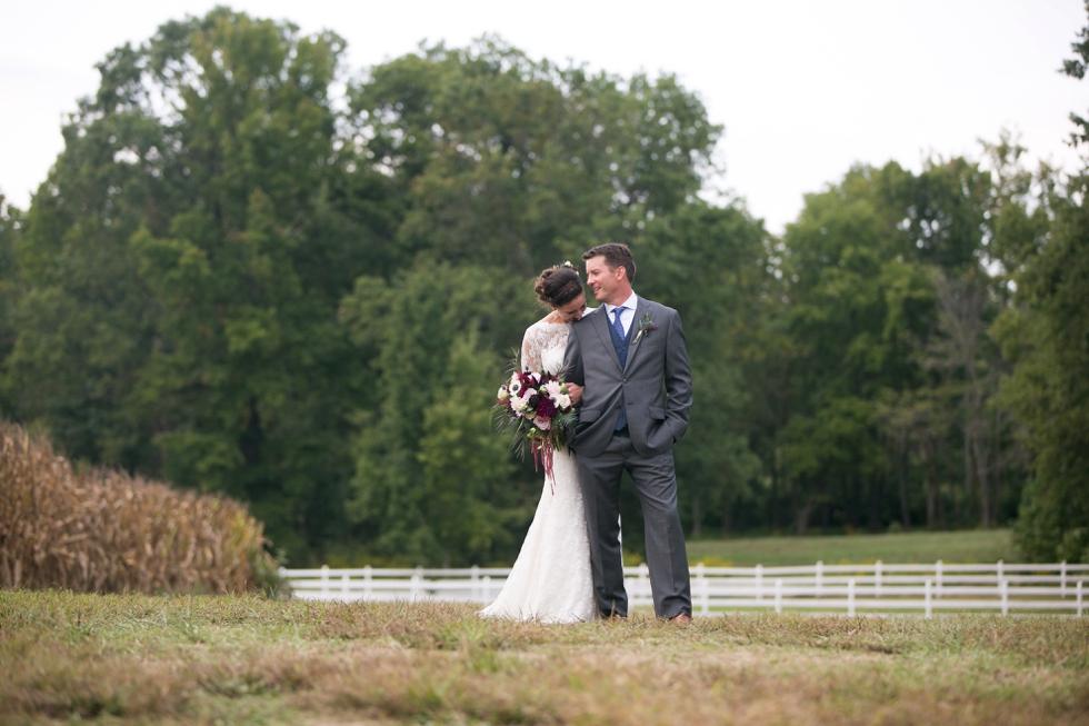 Timberlake Farm Wedding Photographs - Lauren Niles Event