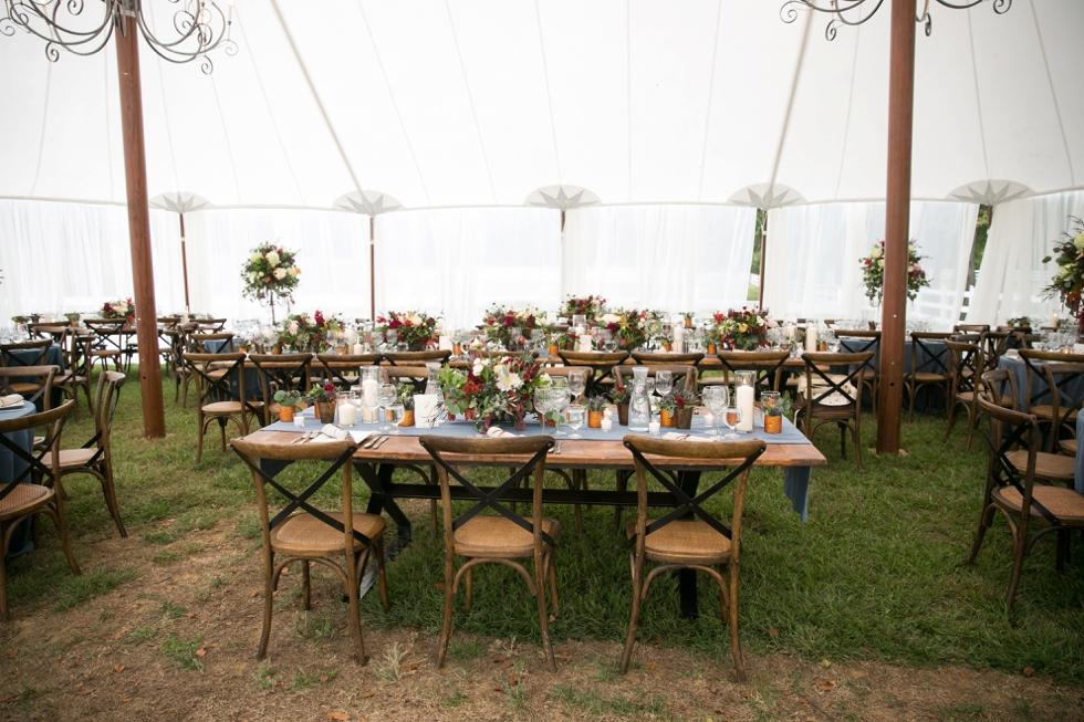 Maryland Ranch Wedding Photographs - Lauren Niles Event
