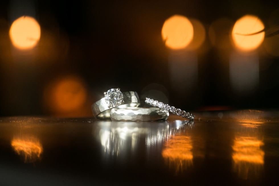 Maryland Ranch Wedding Photographer - Wedding Rings