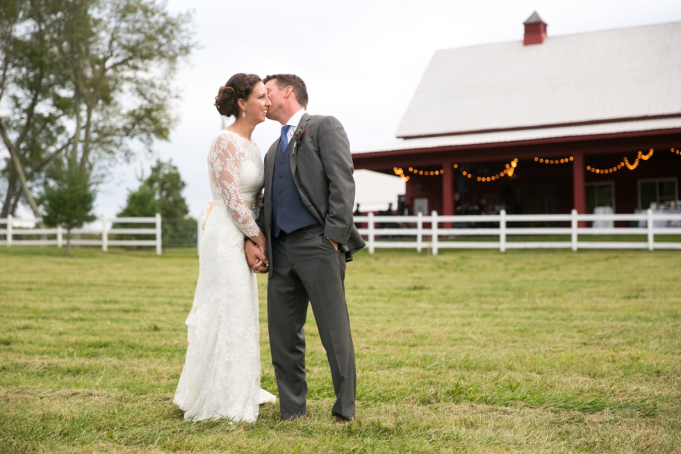 Maryland Ranch Wedding Photographer - Philadelphia based photographer