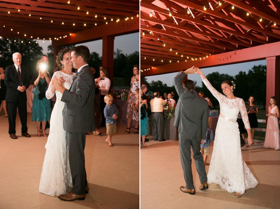 Maryland Ranch Reception Wedding - Philadelphia wedding photographers