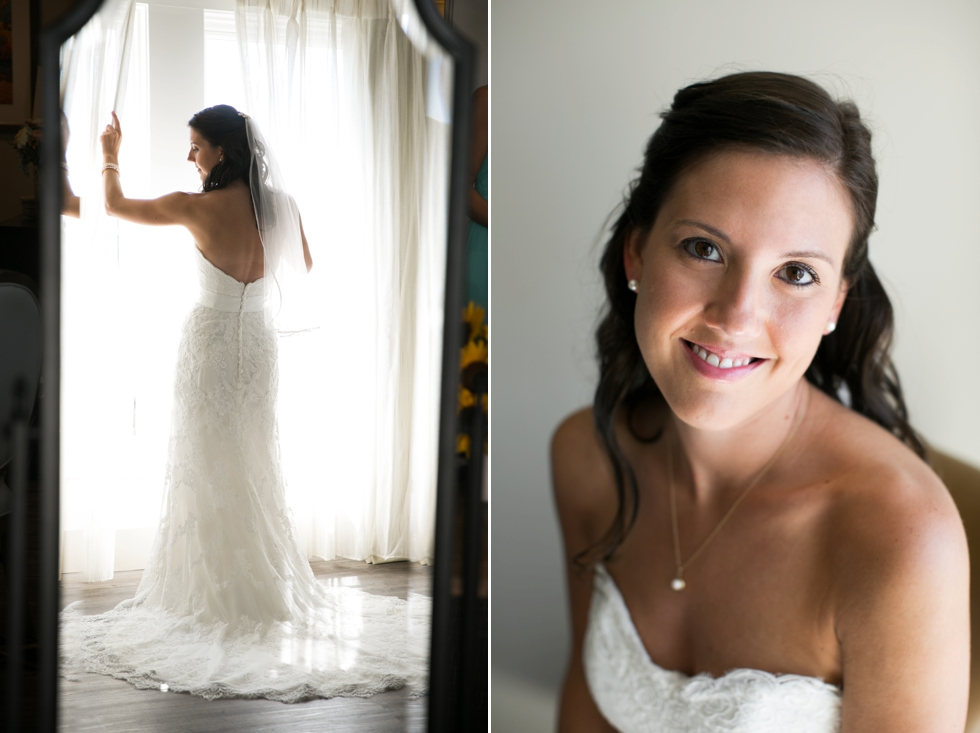 The Inn at the Chesapeake Bay Beach Club - Philadelphia Wedding Photographer