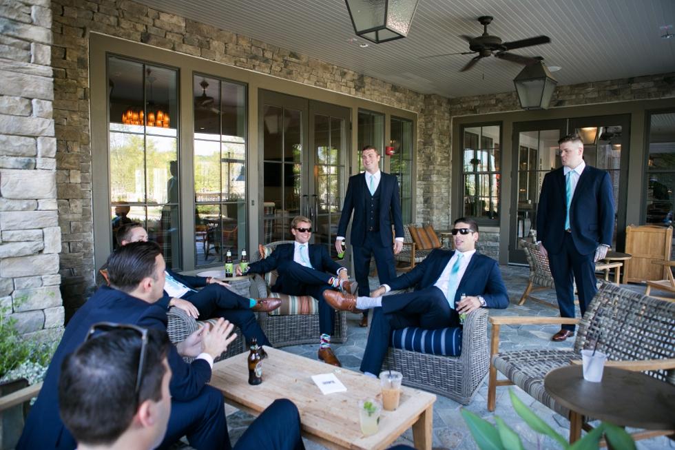 The Inn at the Chesapeake Bay Beach Club - Philadelphia Wedding - Combatgents